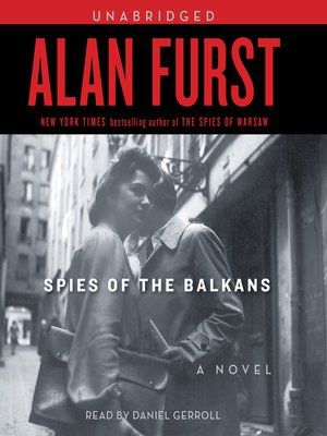 cover image of Spies of the Balkans