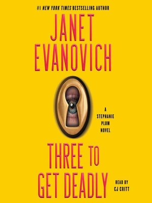 cover image of Three to Get Deadly