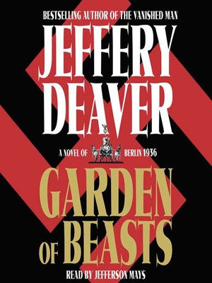 cover image of Garden of Beasts