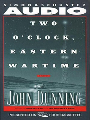 cover image of Two O'Clock, Eastern Wartime