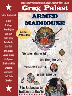 cover image of Armed Madhouse