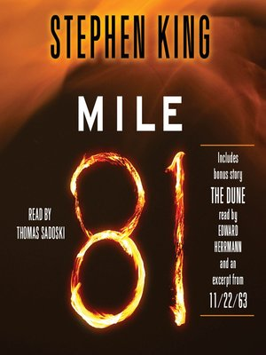 cover image of Mile 81