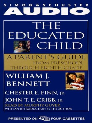 cover image of The Educated Child