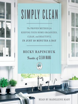 cover image of Simply Clean