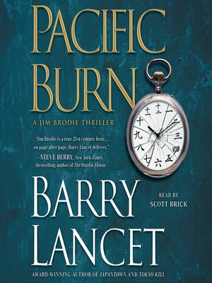 cover image of Pacific Burn