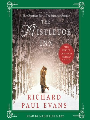 cover image of The Mistletoe Inn