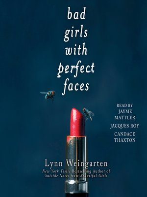 cover image of Bad Girls with Perfect Faces