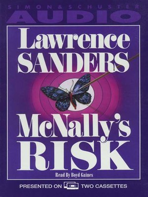 cover image of McNally's Risk