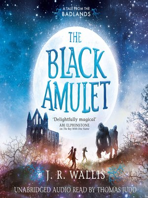 cover image of The Black Amulet