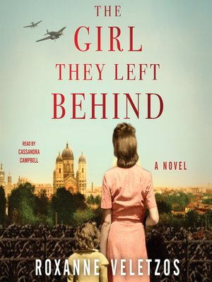 cover image of The Girl They Left Behind