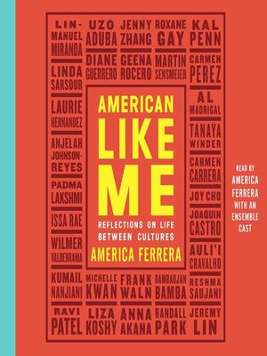 cover image of American Like Me