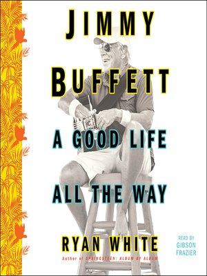 cover image of Jimmy Buffett