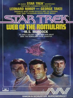 cover image of Web of the Romulans