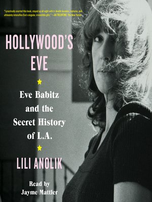 cover image of Hollywood's Eve