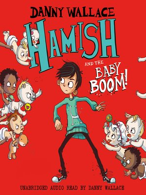 cover image of Hamish and the Baby BOOM!