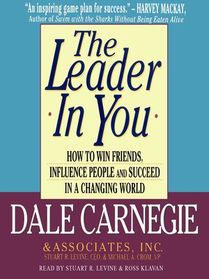Cover Image Of The Leader In You