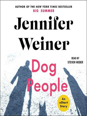 cover image of Dog People