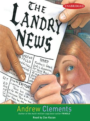 cover image of The Landry News