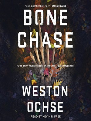 cover image of Bone Chase