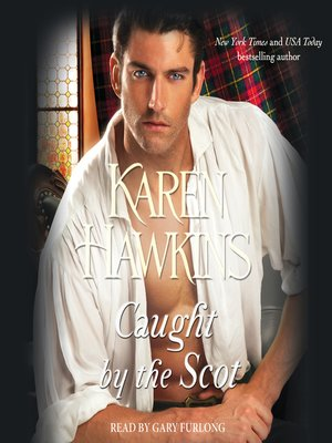cover image of Caught by the Scot