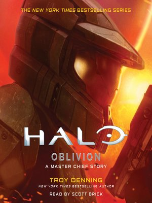 cover image of Oblivion: A Master Chief Story