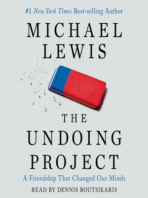 cover image of The Undoing Project