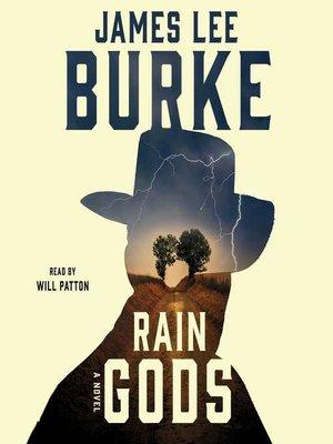 cover image of Rain Gods