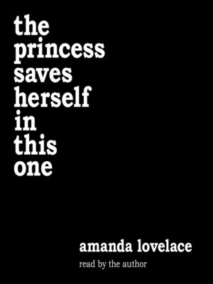 cover image of The Princess Saves Herself in This One