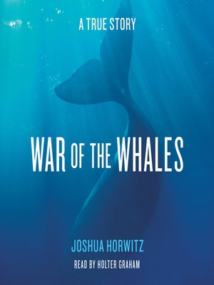cover image of War of the Whales