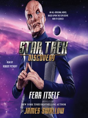 cover image of Star Trek: Discovery
