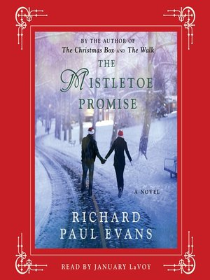cover image of The Mistletoe Promise