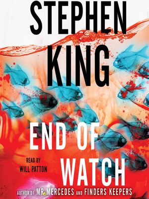 cover image of End of Watch