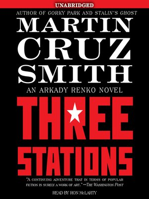 cover image of The Three Stations