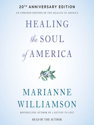 cover image of Healing the Soul of America--20th Anniversary Edition