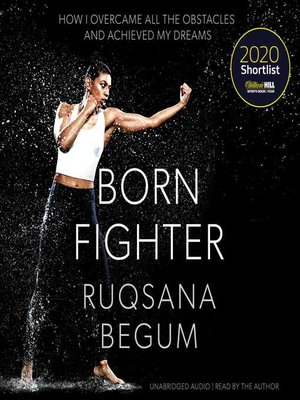 cover image of Born Fighter