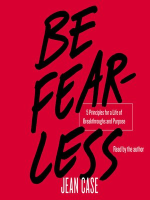 cover image of Be Fearless