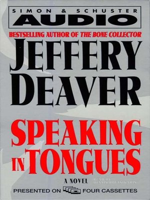 cover image of Speaking In Tongues