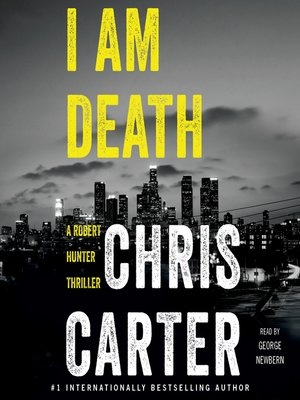 cover image of I Am Death