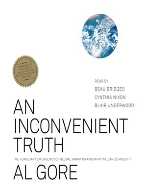 cover image of An Inconvenient Truth
