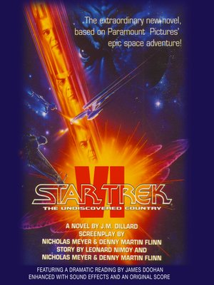 cover image of The Undiscovered Country