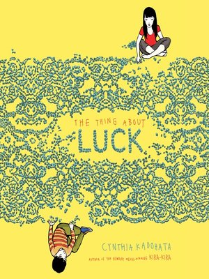 cover image of The Thing About Luck