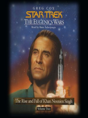 cover image of The Rise and Fall of Kahn Noonien Singh