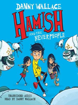 cover image of Hamish and the Neverpeople