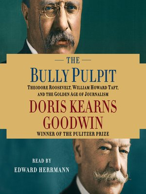 cover image of The Bully Pulpit