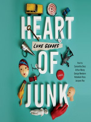 cover image of Heart of Junk