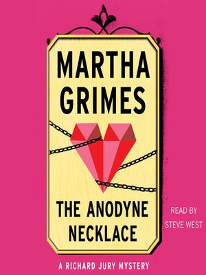 cover image of The Anodyne Necklace