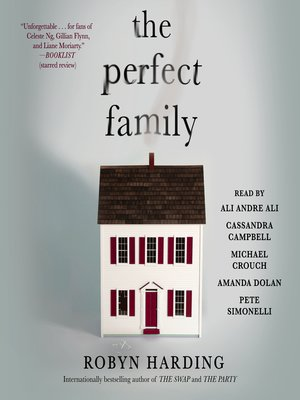 cover image of The Perfect Family
