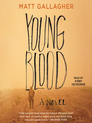 cover image of Youngblood