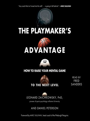 cover image of The Playmaker's Advantage