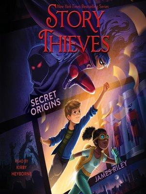 cover image of Secret Origins